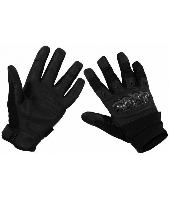 Gants Tactical Mission Noir