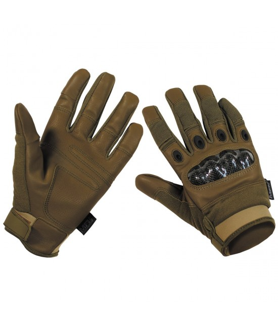 Gants Tactical Mission Coyote
