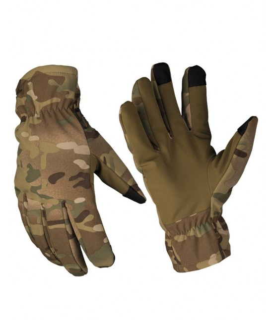 Gants Softshell Multitarn Thinsulate