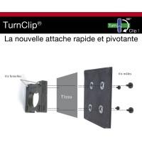 Kit d'Installation Turnclip