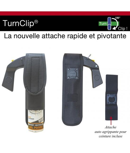 Étui Turnclip Porte Aérosol