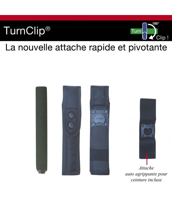 Étui Turnclip Porte Matraque