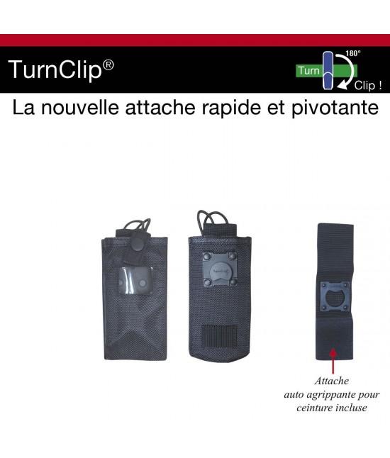 Étui Turnclip Porte Radio 3