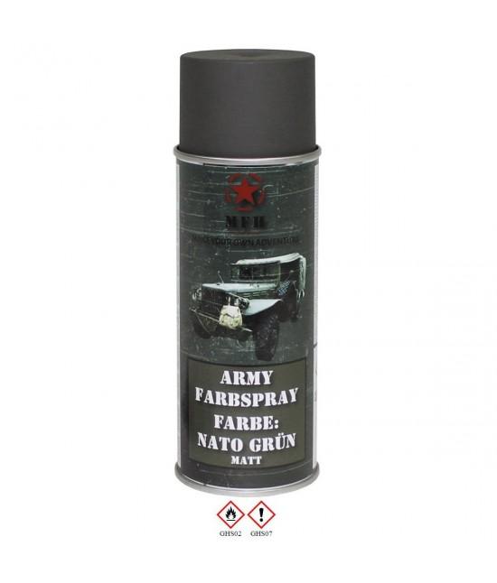 Spray Peinture 400 ml Vert