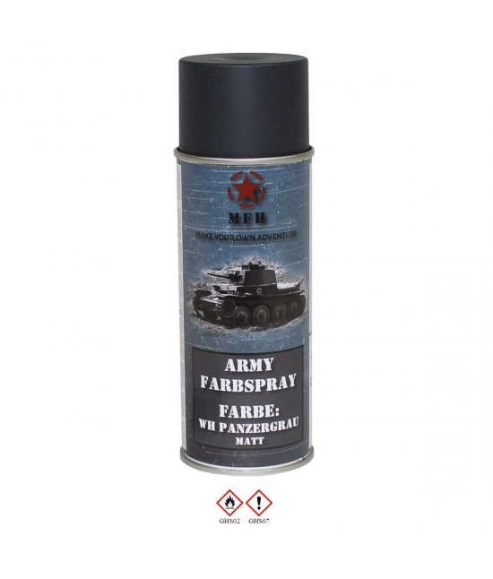 Spray Peinture 400 ml Gris