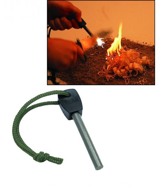 Pierre à Feu Suédoise Fire Steel ®