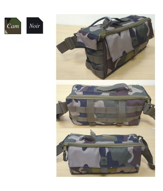 Pochette Médicale avec Ceinture amovible Camo CE