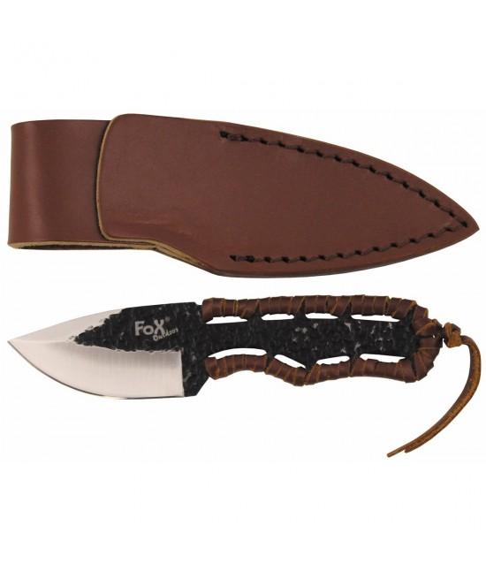 Couteau Spirit en cuir