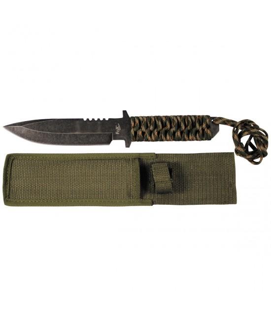 Couteau de Combat Paracorde