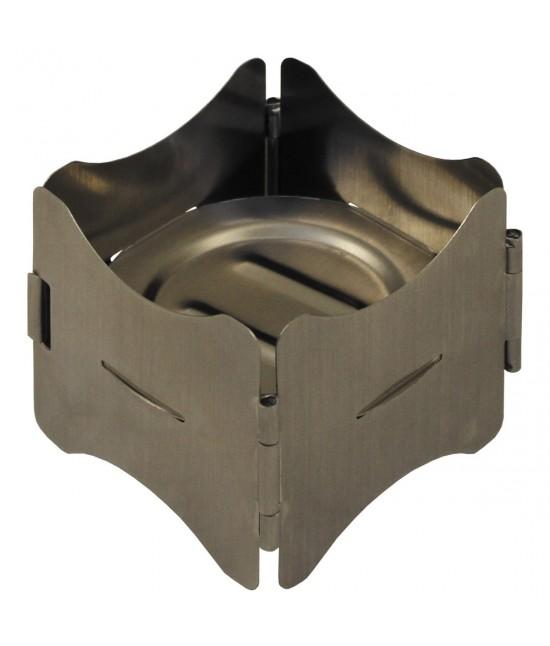 Support de cuisson pliable en Acier inoxydable - 33693