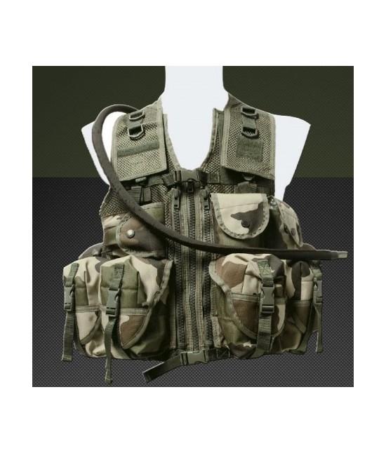 Gilet Militaire d'Assaut Camo CE
