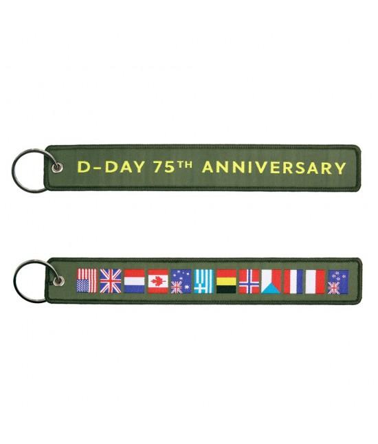 Porte Clefs D-Day 75ème anniversaire