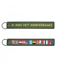 Porte Clefs DDAY 75ème anniversaire
