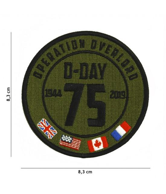 Patch D-Day 75ème anniversaire
