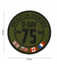 Patch DDAY 75ème anniversaire