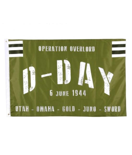 Drapeau DDAY Opération Overlord