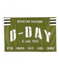 Drapeau DDAY Opération Overlord