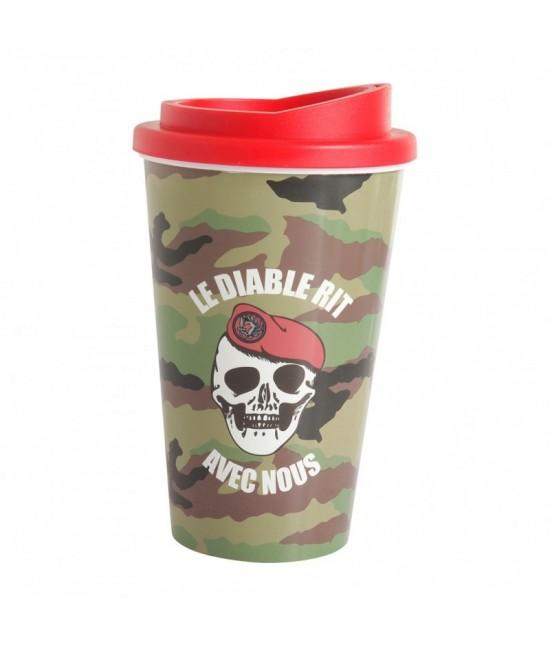 Mug isotherme Le Diable rit