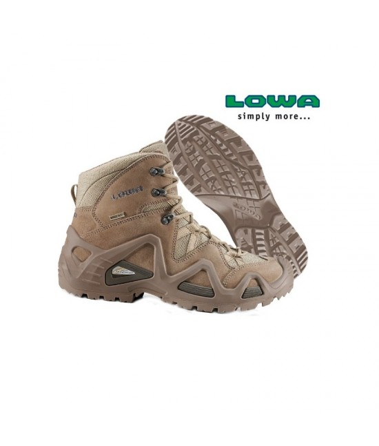 CHAUSSURES/RANGERS LOWA - ZEPHYR GTX MID TF Coyote