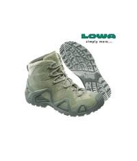 CHAUSSURES/RANGERS LOWA Zephyr GTX Mid TF - Sage Green