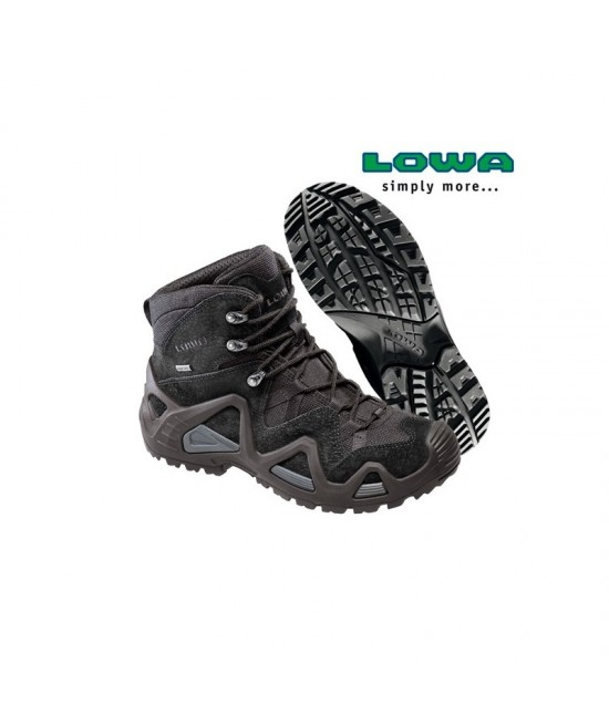 CHAUSSURES/RANGERS LOWA Zephyr GTX Mid TF - Noir