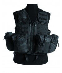 GILET TACTICAL MODULAR SYSTEM - 8 poches Molle