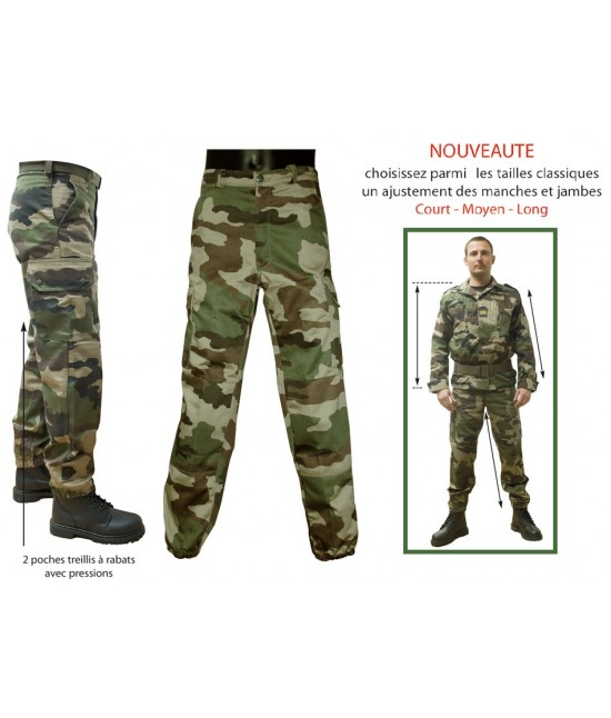 PANTALON F2 AT - CAMO CE