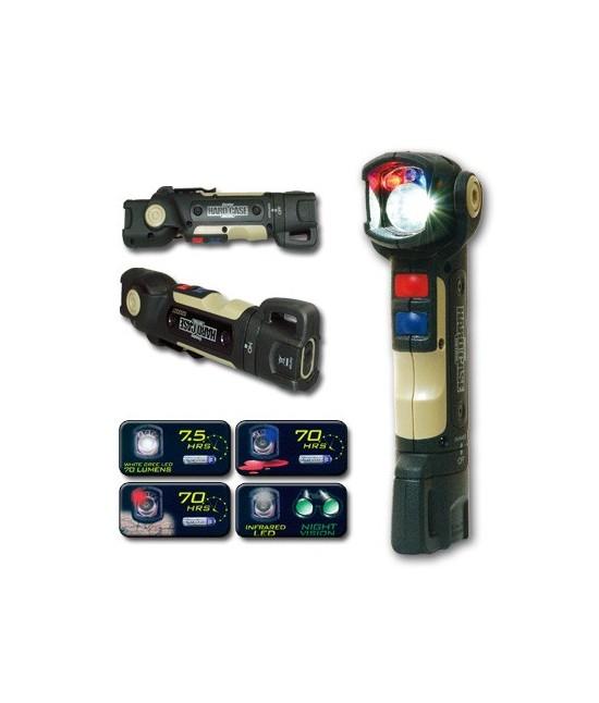 LAMPE TORCHE ENERGIZER® HARD CASE TACTICAL