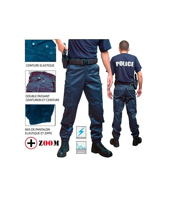 PANTALON INTERVENTION PLATINIUM ®