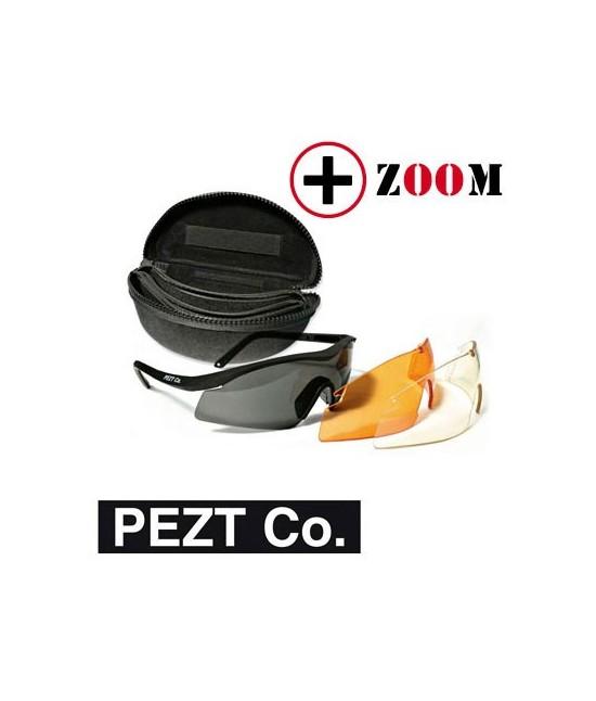 LUNETTES TACTIQUES PEZT CO. ® STORM