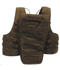 GILET COMBAT TACTICAL ARMOR - MODULABLE