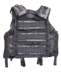 GILET TACTICAL - 9 poches