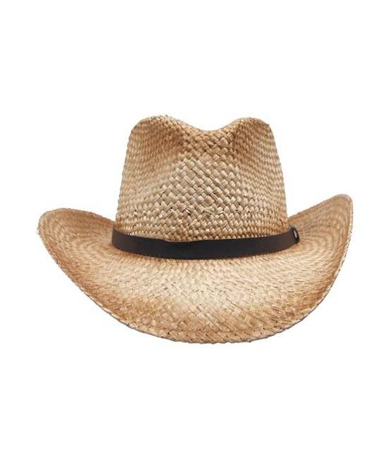 Chapeau de paille Western