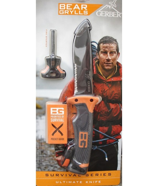 COUTEAU ULTIMATE FB BEAR GRYLLS