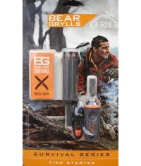 PIERRE A FEU Bear Grylls