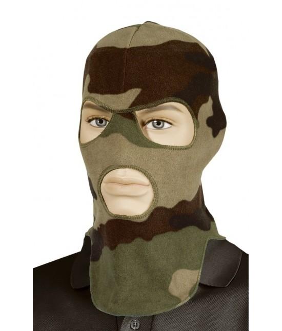 Cagoule Commando Polaire 3 trous
