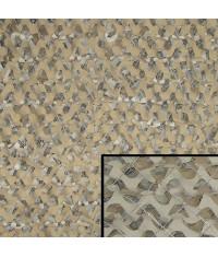 FILET CAMOUFLAGE DESERT - 3 x 3 m