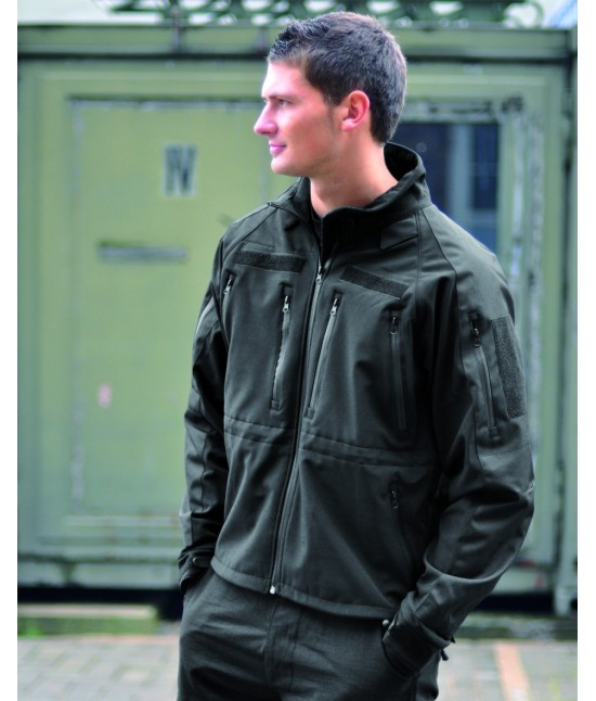 VESTE SOFTSHELL RECON