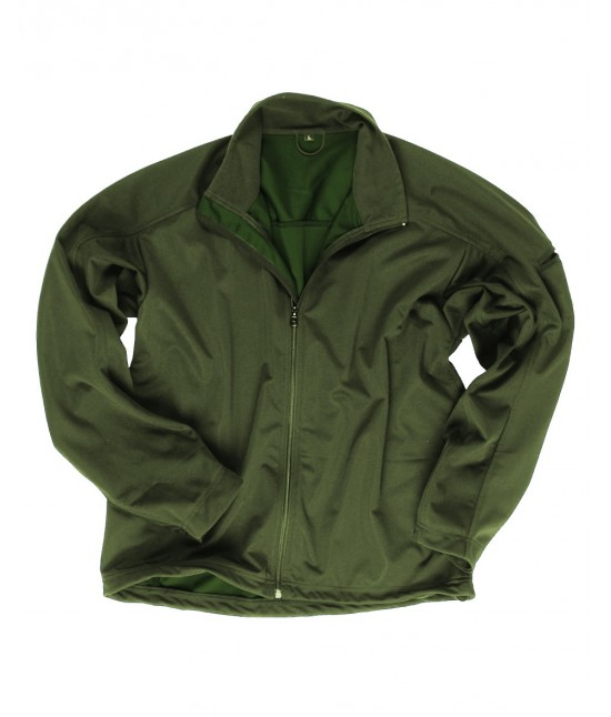 VESTE SOFTSHELL CLOSE COMBAT