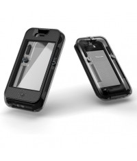 COQUE DE PROTECTION IPHONE 4 - NOIR