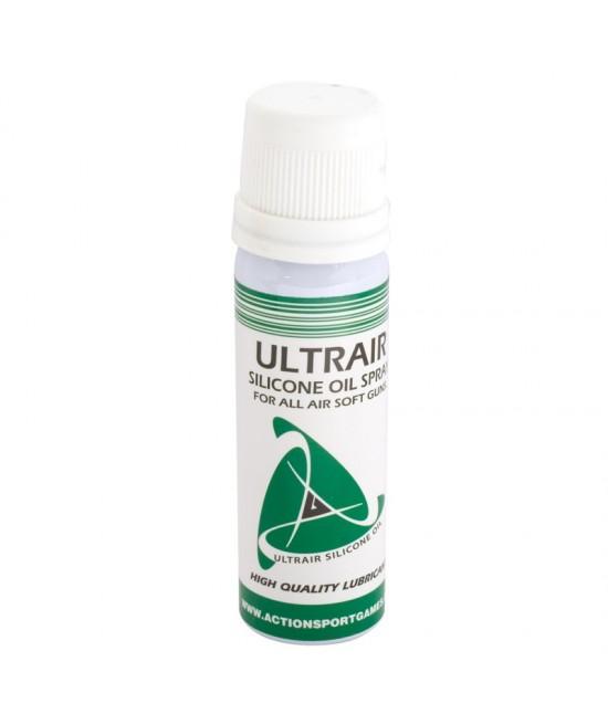 Spray Huile Siliconée ASG - 60 ml