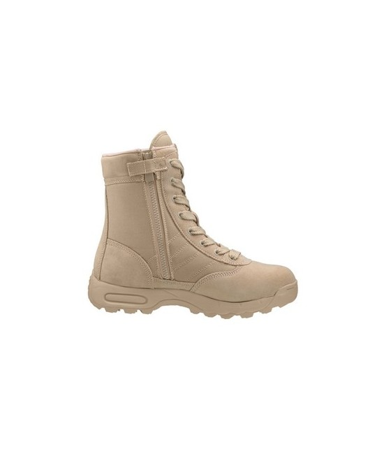 CHAUSSURES/RANGERS CLASSIC 9'' TAN Side Zip - ORIGINAL SWAT ®