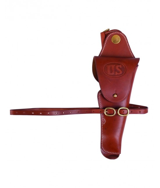 HOLSTER US M1911 CAVALERIE (REPRO) - CUIR