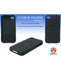 COQUE DE PROTECTION IPHONE 4 MAGPUL