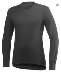 Chemise Col Rond Ullfrotté 200 Woolpower
