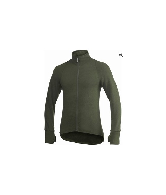 Veste Grand Froid Ullfrotté 600 Woolpower