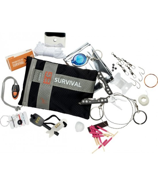 KIT DE SURVIE BEAR GRYLLS - ULTIMATE KIT