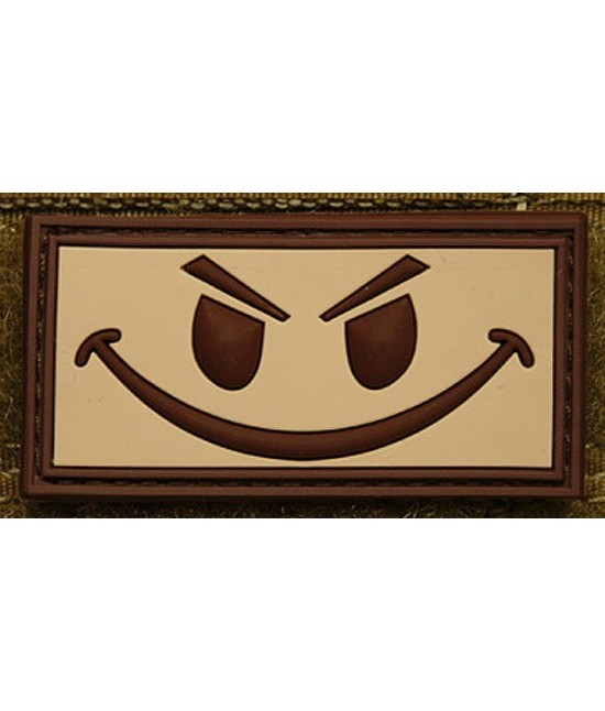 PATCH EVIL SMILEY