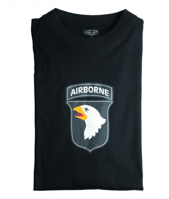 """T SHIRT US PARA """"101 ST AIRBORNE"""""""