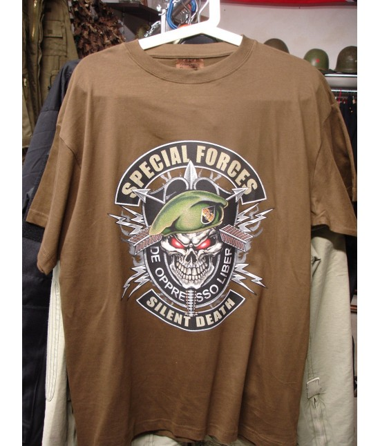 T SHIRT US SPECIAL FORCES